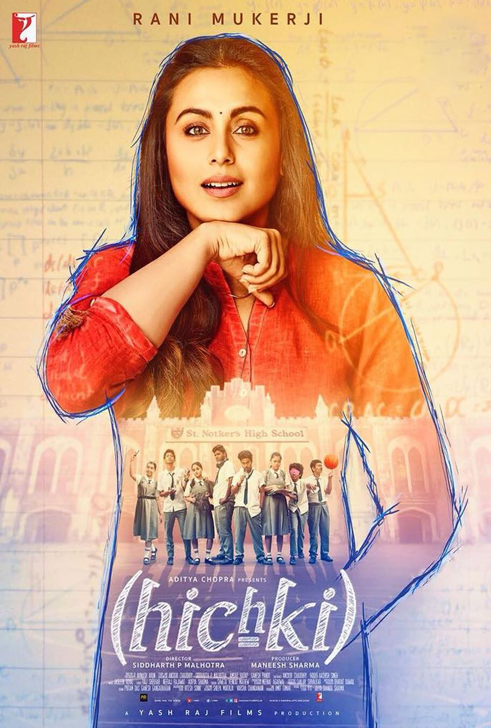 Hichki Movie Review Hindi Movie Review