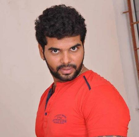 Krish Tv Actor Tamil Actor
