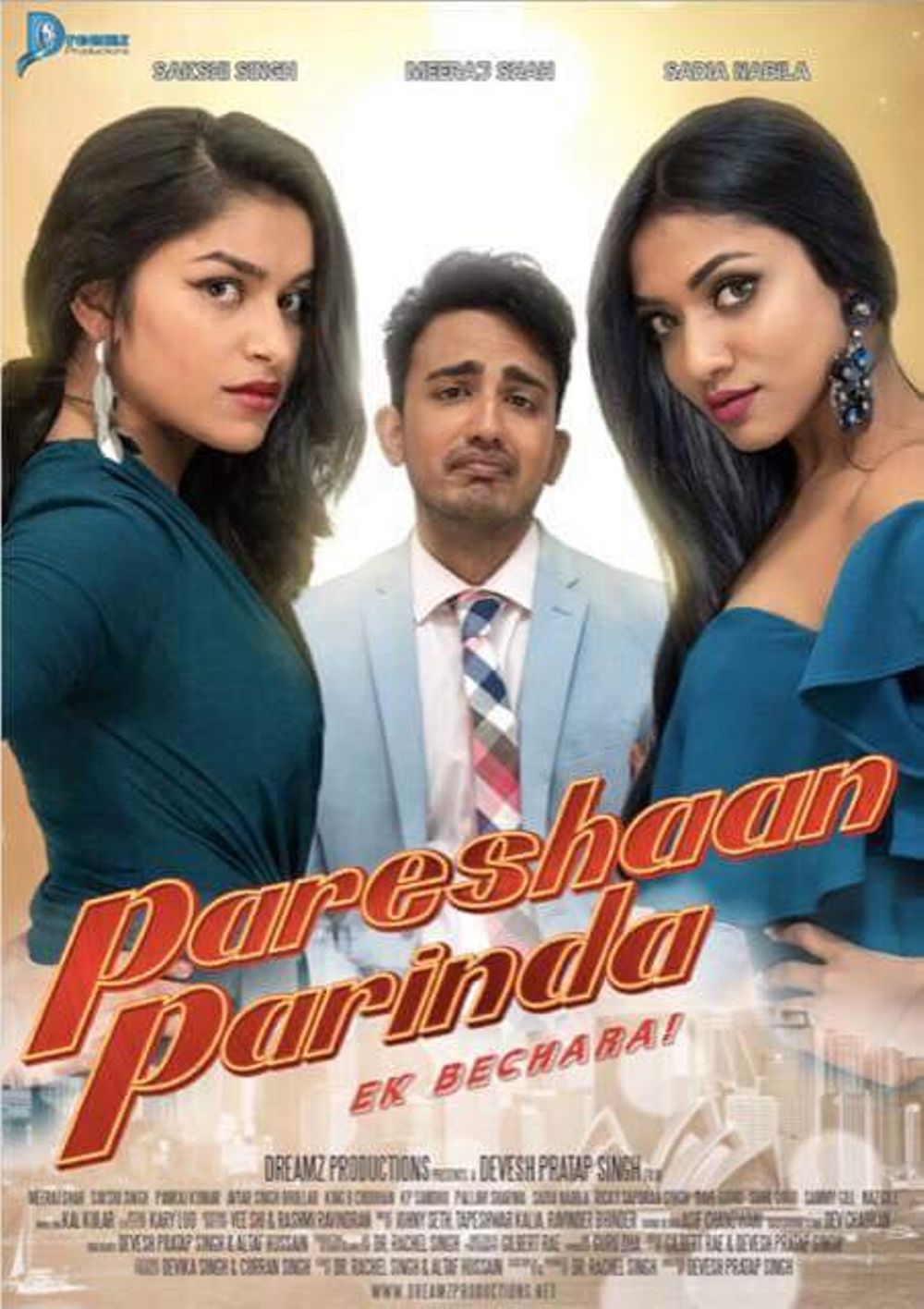 Pareshaan Parinda Movie Review