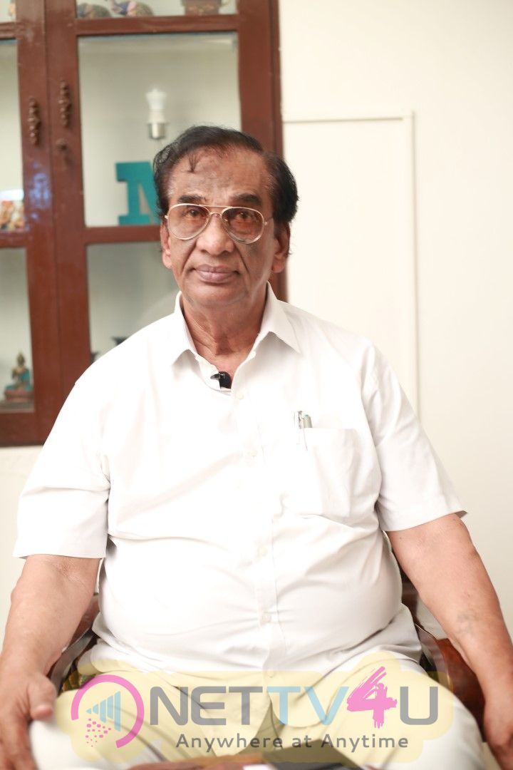 Producer K Rajan Exclusive Interview Images