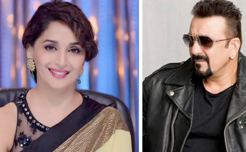 Sanjay Dutt Drops Out Of Movie As Madhuri Dixit..