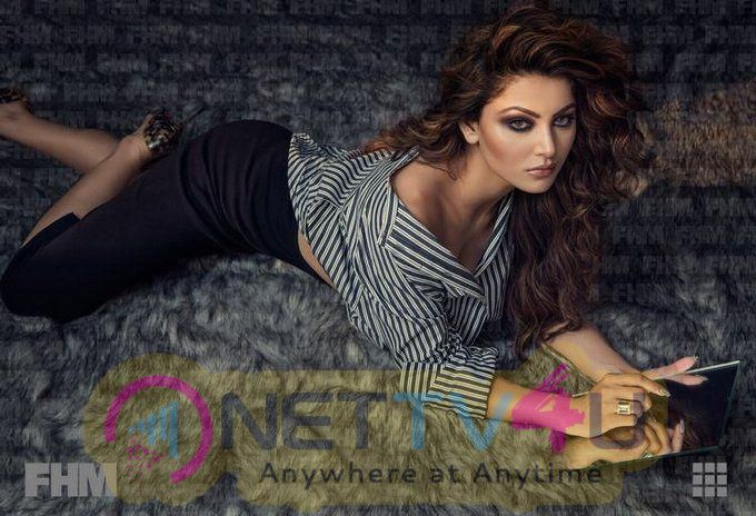 Urvashi Rautela Latest Photoshoot Hindi Gallery