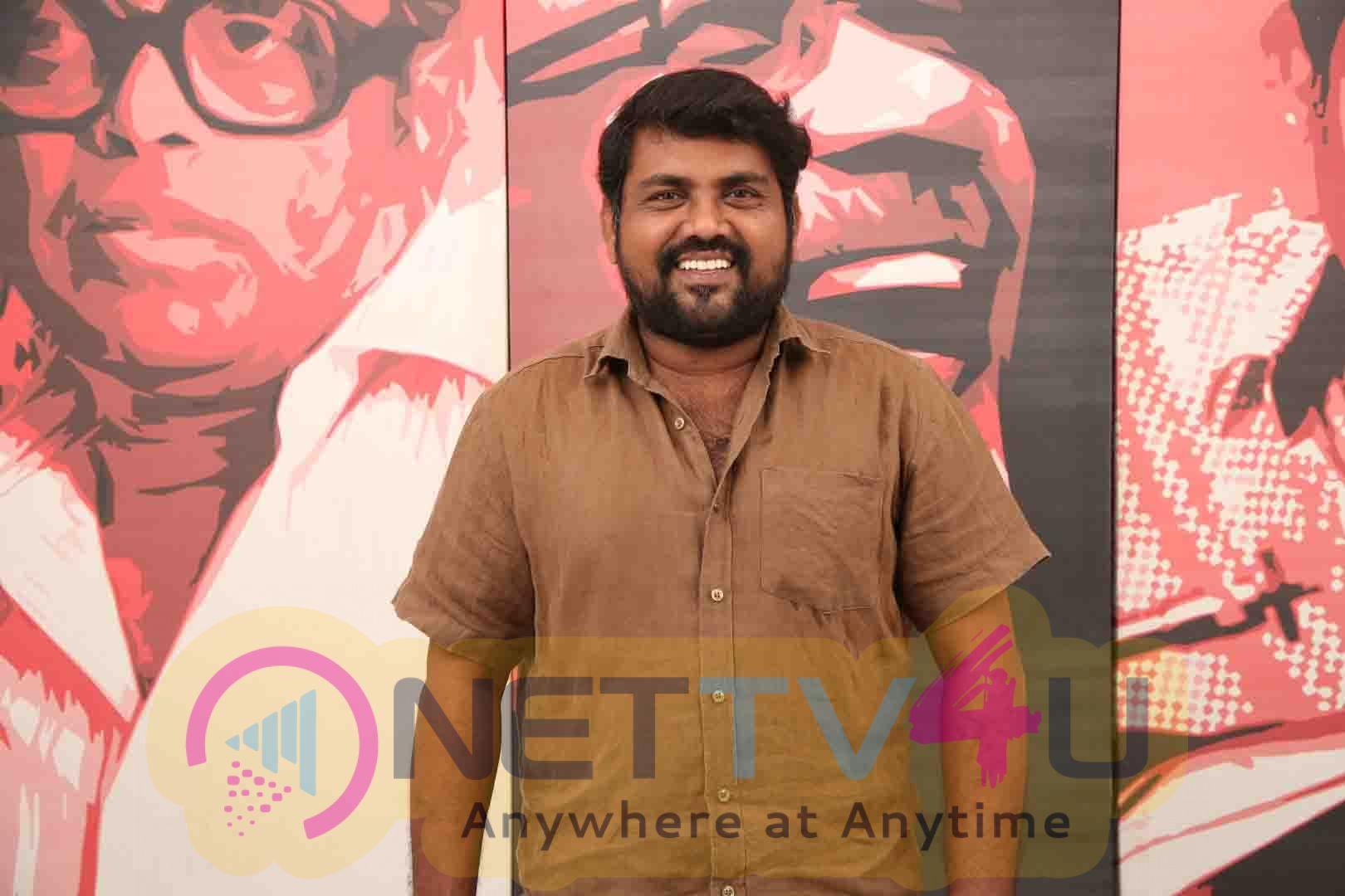 Actor Kaali Venkat Exclusive Interview Images