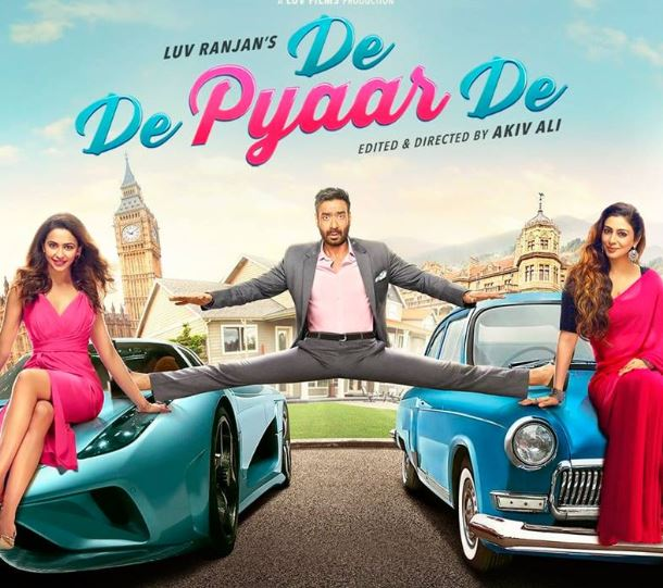 De De Pyaar Le Movie Review Hindi Movie Review