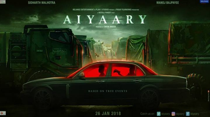 Aiyaary Movie Review Hindi Movie Review