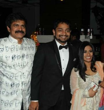 Brahmaji's Son To End His Marriage!