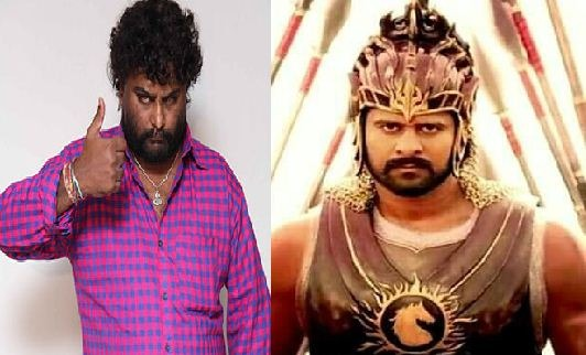 Huccha Venkat To Compete With Baahubali 2!
