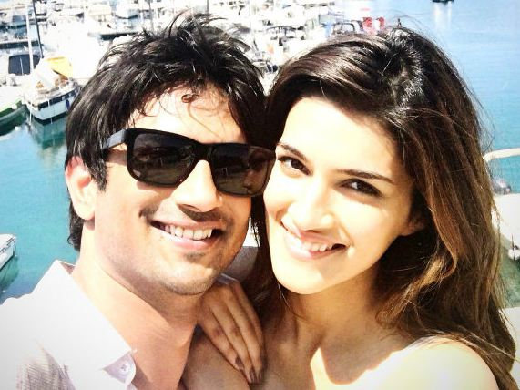 Sushant Reacts To The Gossips!
