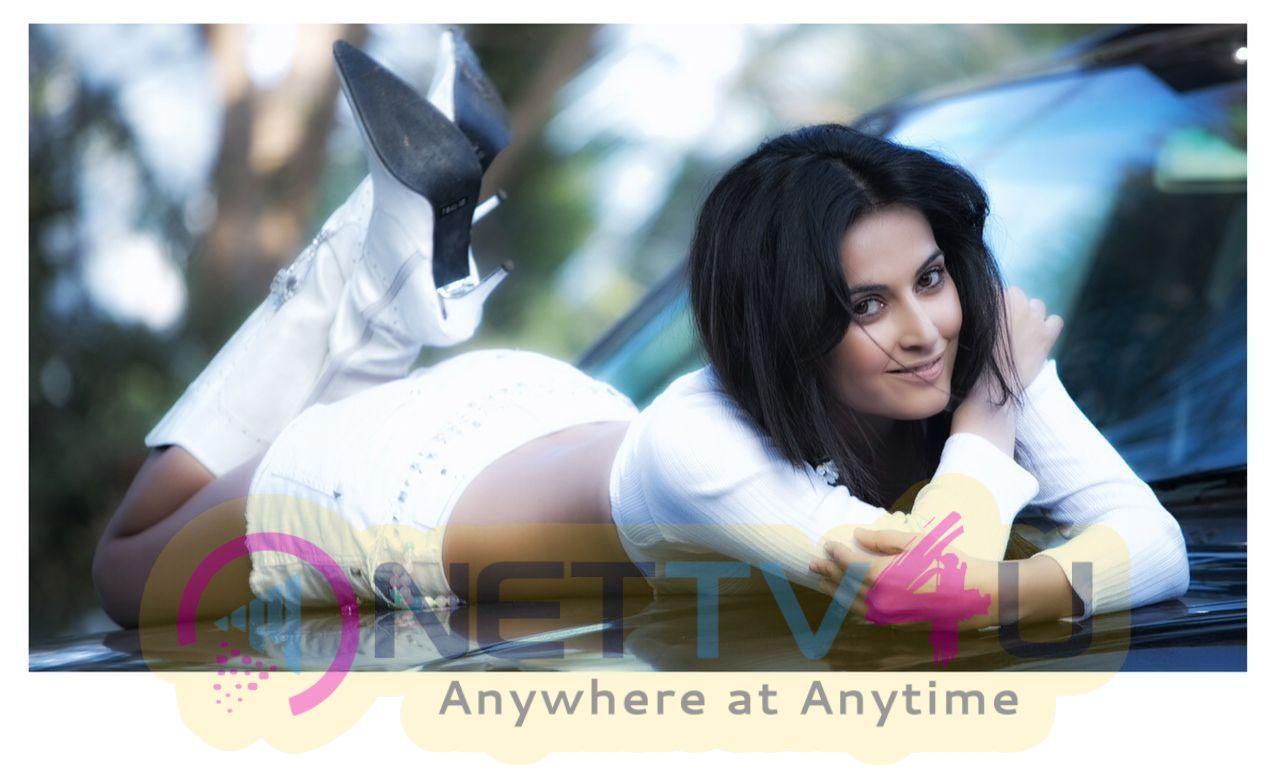 Actress Disha Pandey Gorgeous Stills