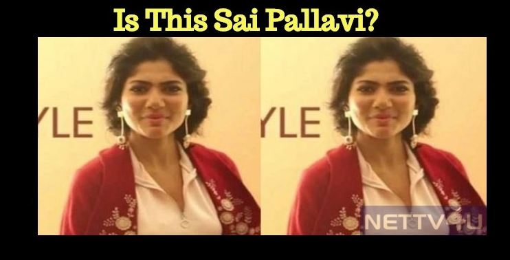 Is This Sai Pallavi? Tamil News