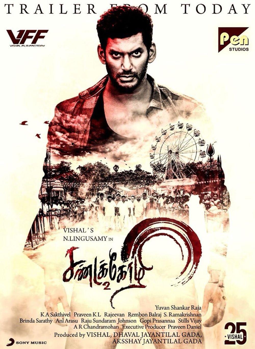 Sandakozhi 2 Movie Review Tamil Movie Review