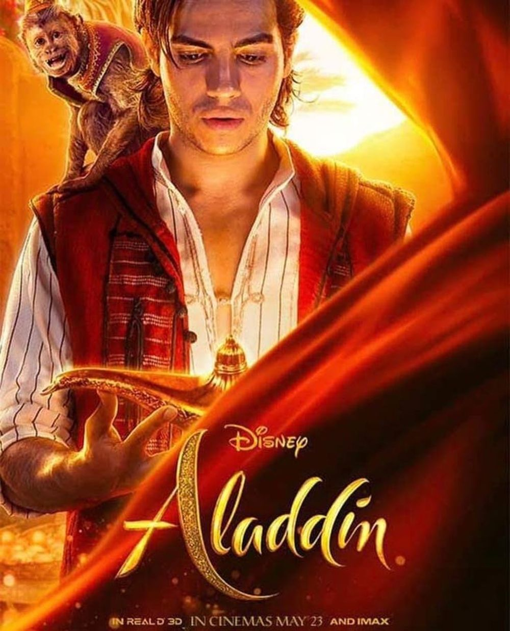 Aladdin Movie Review English Movie Review
