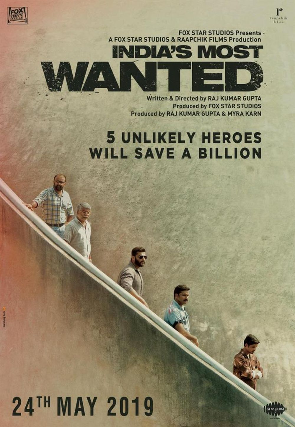 Indias Most Wanted Movie Review Hindi Movie Review