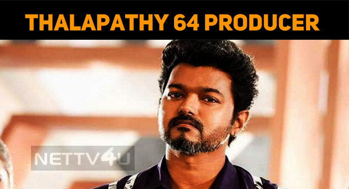 Thalapathy 64 Producer Detail Is Out! Vijay's Call Sheet Detail Is Here…