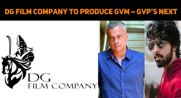 DG Film Company To Produce GVM – GVP's Next