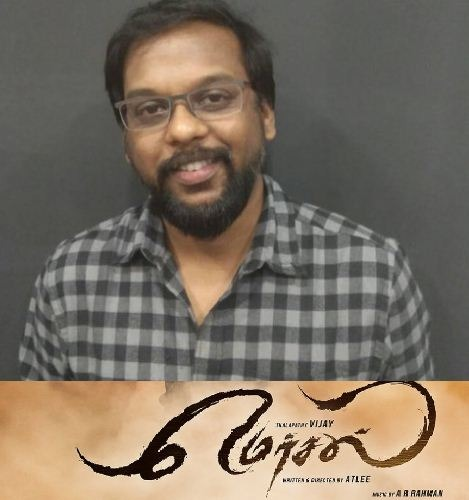 Here Is The Poster Designer Of Vijay's Mersal!