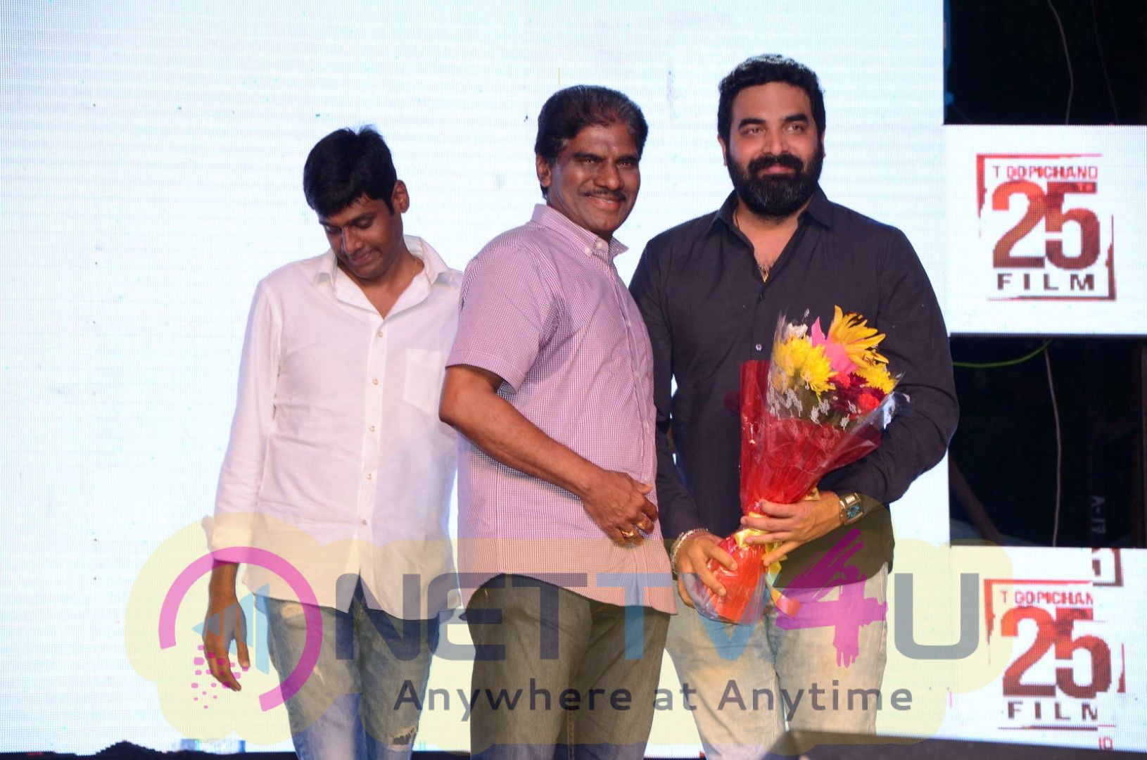 Pantham Telugu Movie Audio Launch Set Exclusive Photos