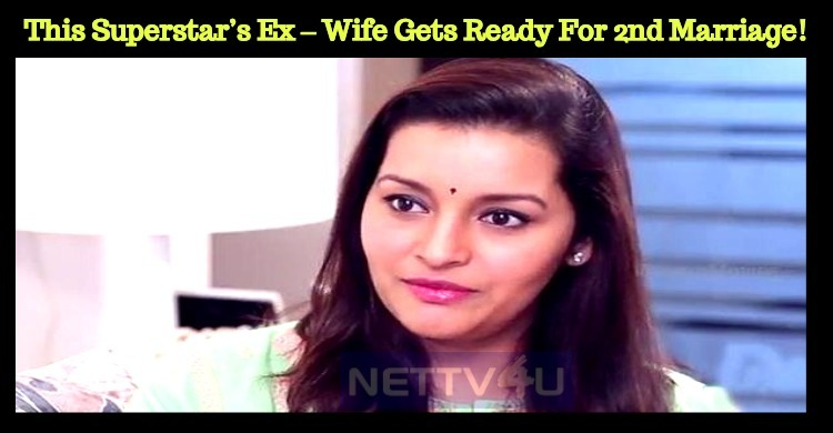 This Superstar's Ex-Wife Gets Ready For Second Marriage!