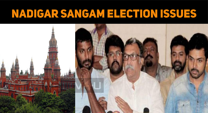 Nadigar Sangam Election And Madras High Court!