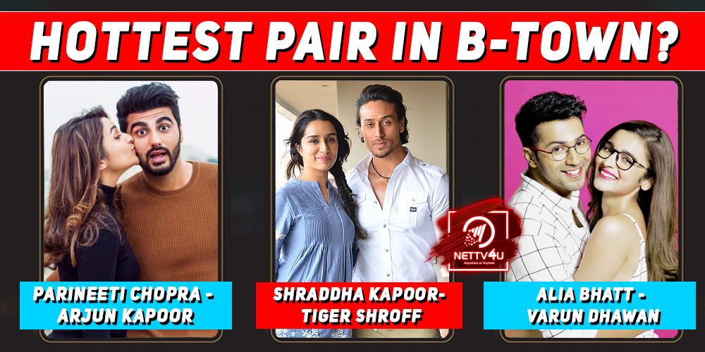 Hottest Pair In B-Town?