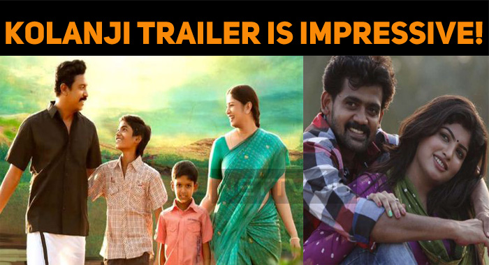 Kolanji Trailer Is Impressive!