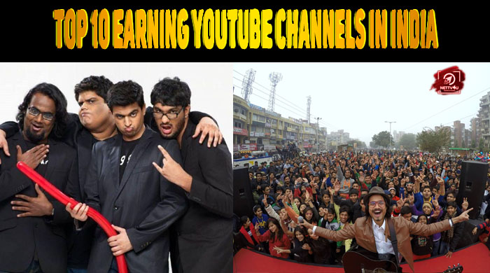 Top 10 Earning YouTube Channels In India | Latest Articles