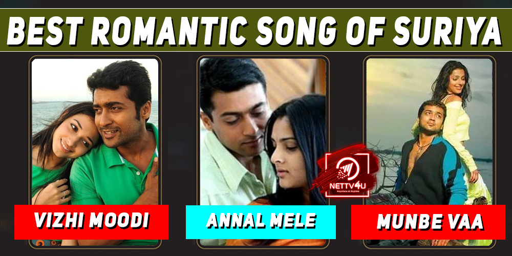 Which Romantic Song Of Surya Is The Best Among These ?
