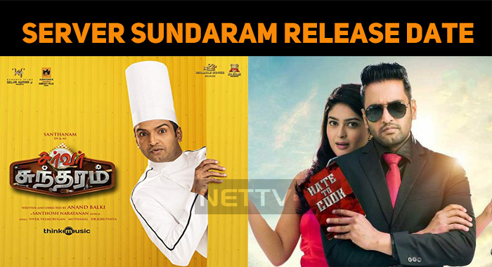 Santhanam Movie To Hit The Screens In October?