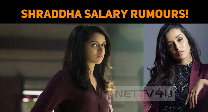 Shraddha Salary Rumours!