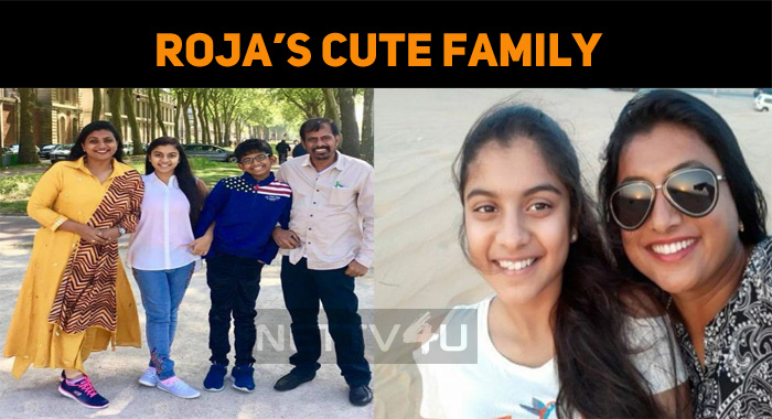 Will Roja's Daughter Make Her Debut Into Film I..