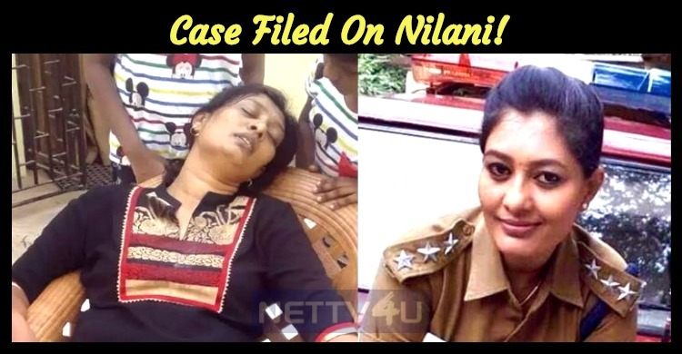 Case Filed On Nilani!