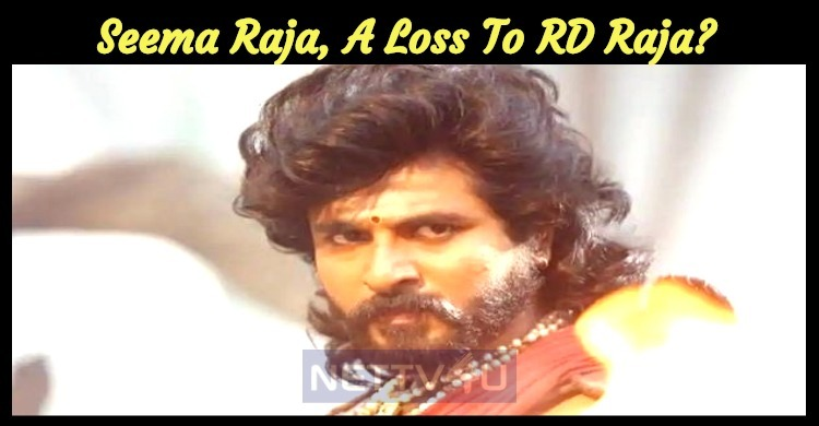 Will Seema Raja Make RD Raja A Bankrupt?