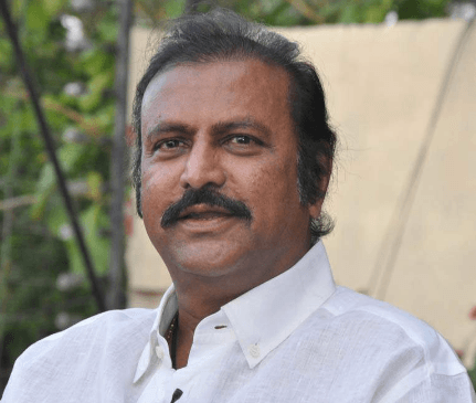 Mohan Babu Does Keerthy Suresh's Father In Biopic About Savithri