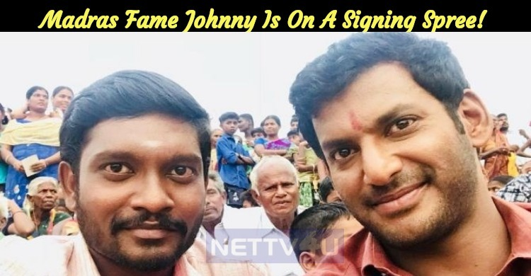 Madras Fame Johnny Is On A Signing Spree!