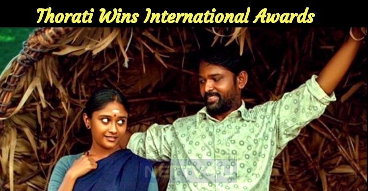 Thorati Wins Awards Even Before Getting Screene..
