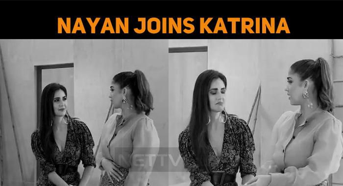 Nayanthara Joins Katrina Kaif!