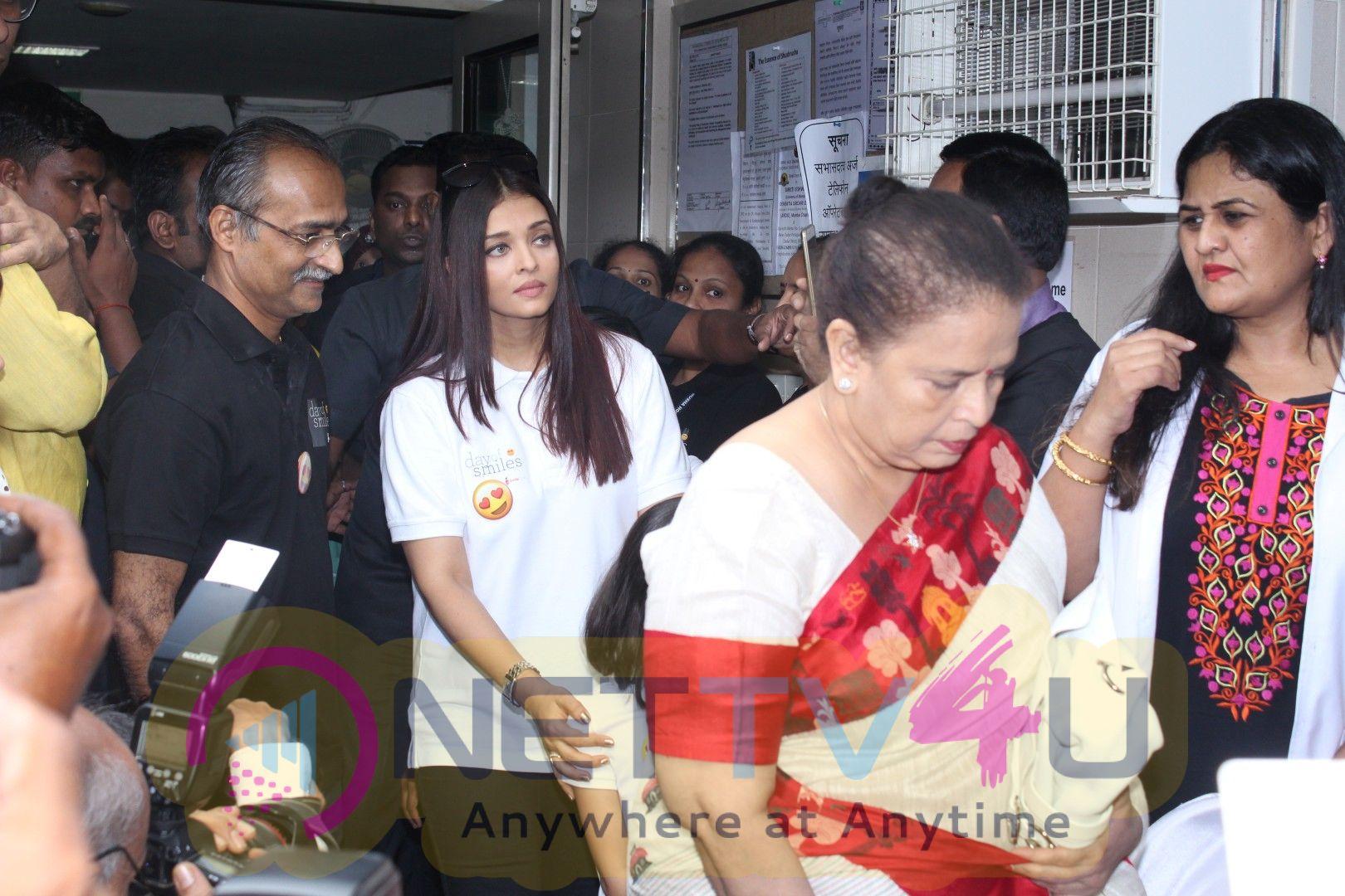 Aishwarya Rai Bachchan Announces Her Fathers Birthday Images