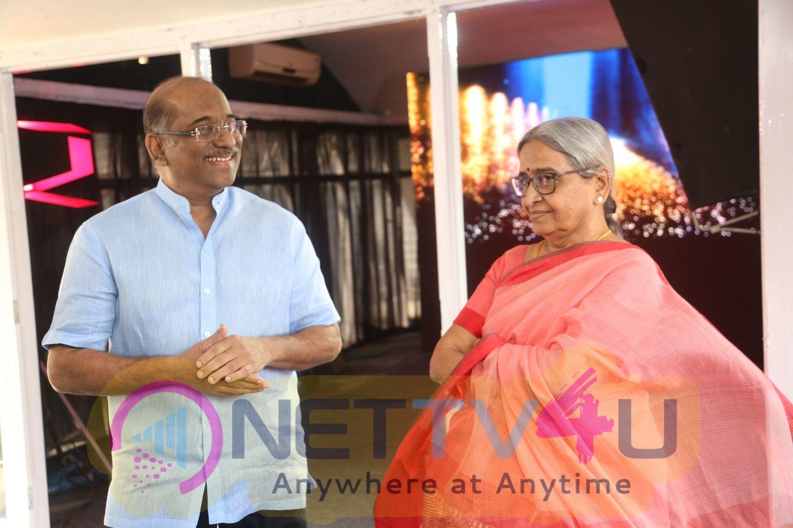 Nagarjuna And Ram Gopal Varma Movie Opening Pics
