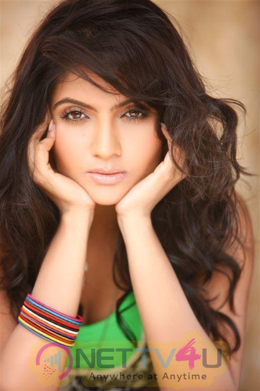 Actress Madhuri Itagi Different Looks