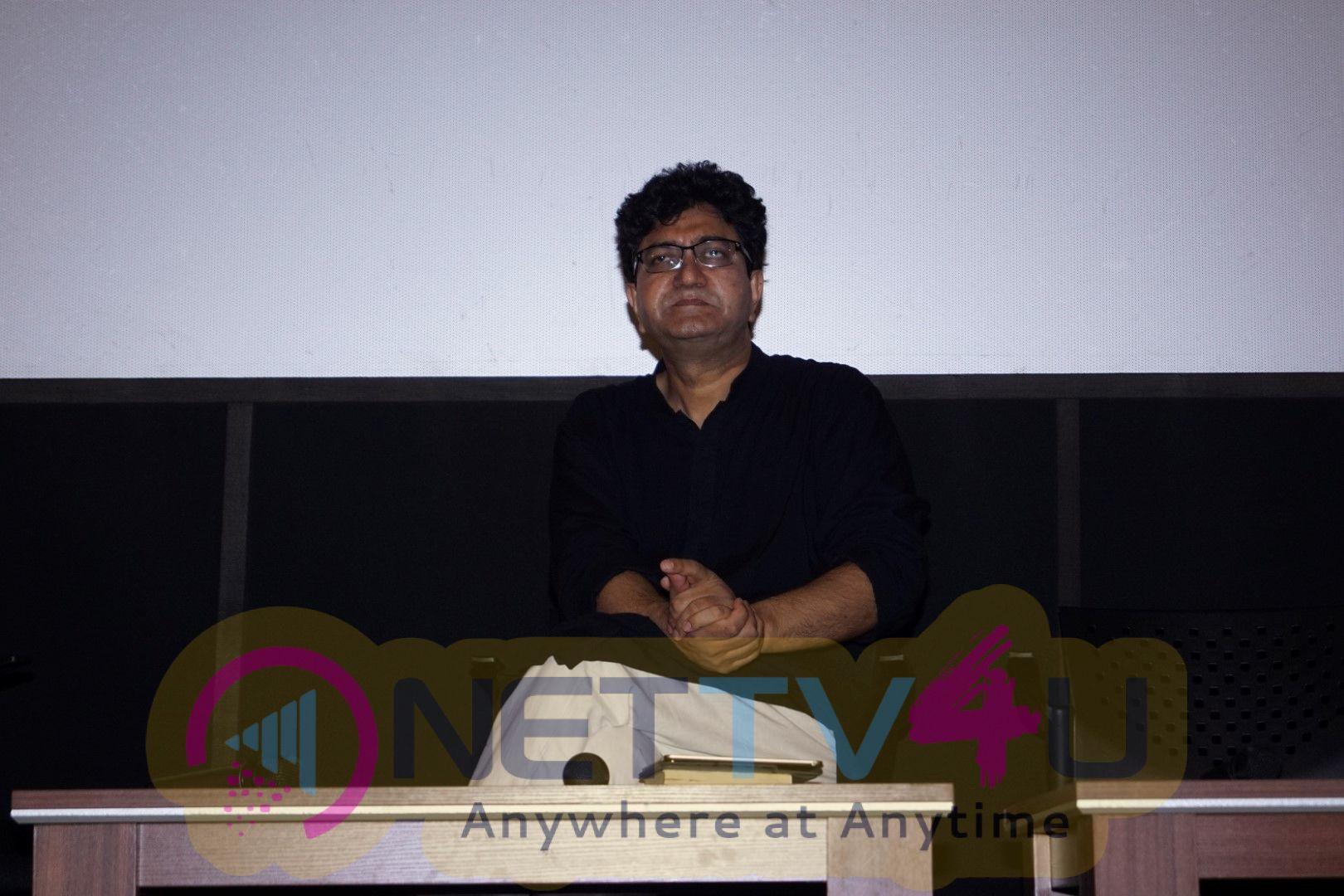 Prasoon Joshi & Nitesh Tiwari At Panel Discussion Childrens Films In Indian Cinema Stills