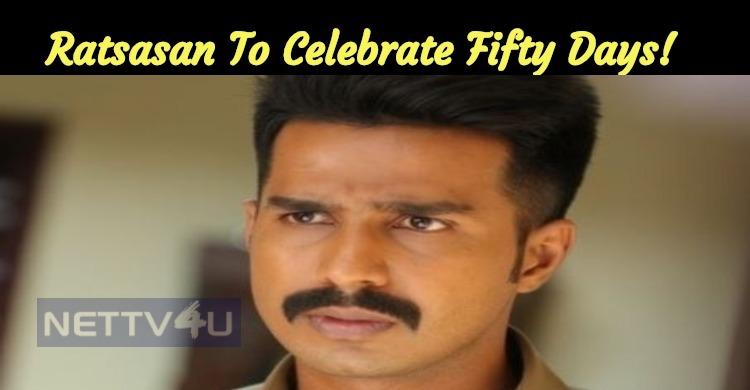 Ratsasan To Celebrate Fifty Days!