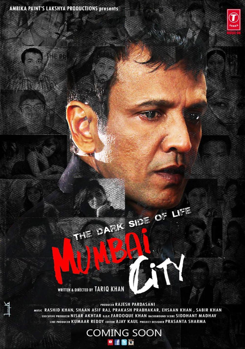 The Dark Side Of Life: Mumbai City Movie Review