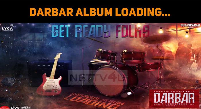 Darbar Music Album Uploading!