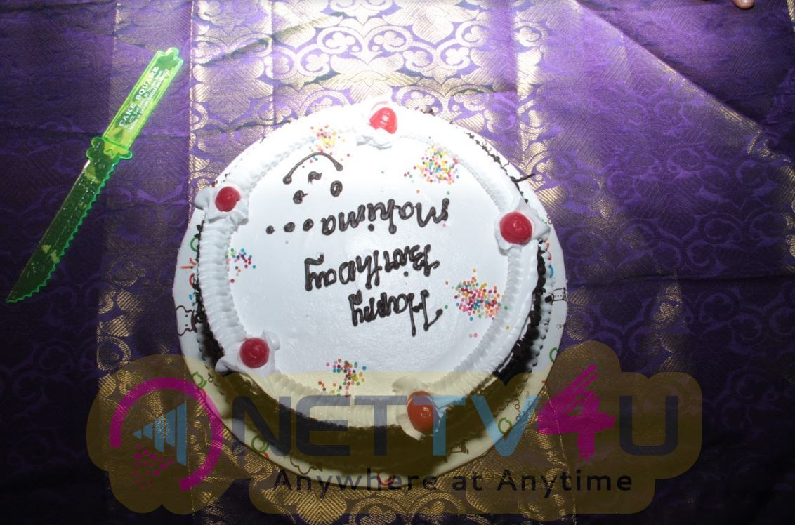 Actress Mahima Nambiar Birthday Celebration Stills