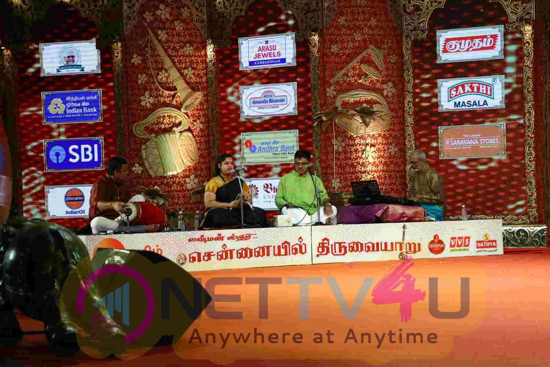 Chennaiyil Thiruvaiyaru Season 13 - Day 4 Stills Tamil Gallery