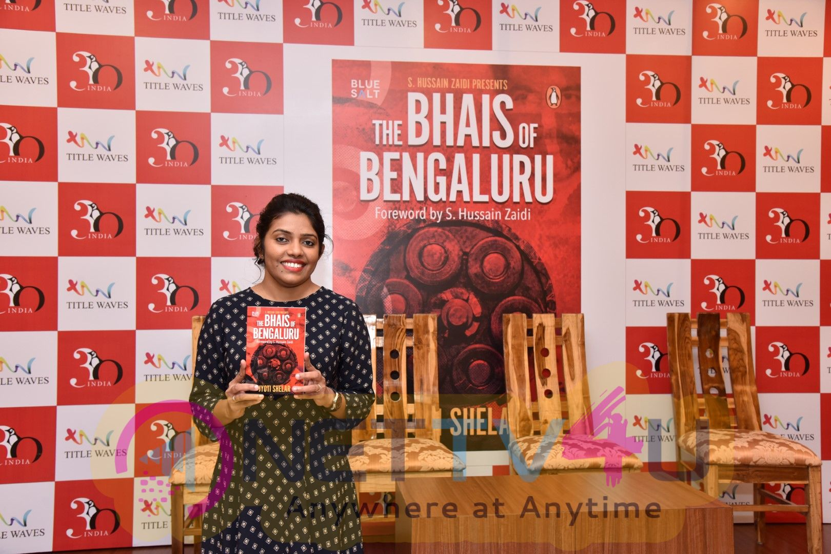 Rohit Shetty Launch Book The Bhais Of Bengaluru Stills