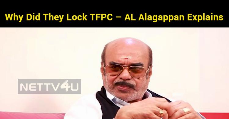 Why Did They Lock TFPC – AL Alagappan Explains