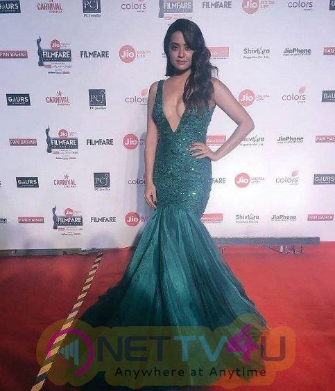 Celebs At 63rd Jio Filmfare Awards Function Pics Hindi Gallery