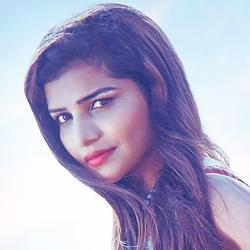 Anju Kriti Gowda Tamil Actress