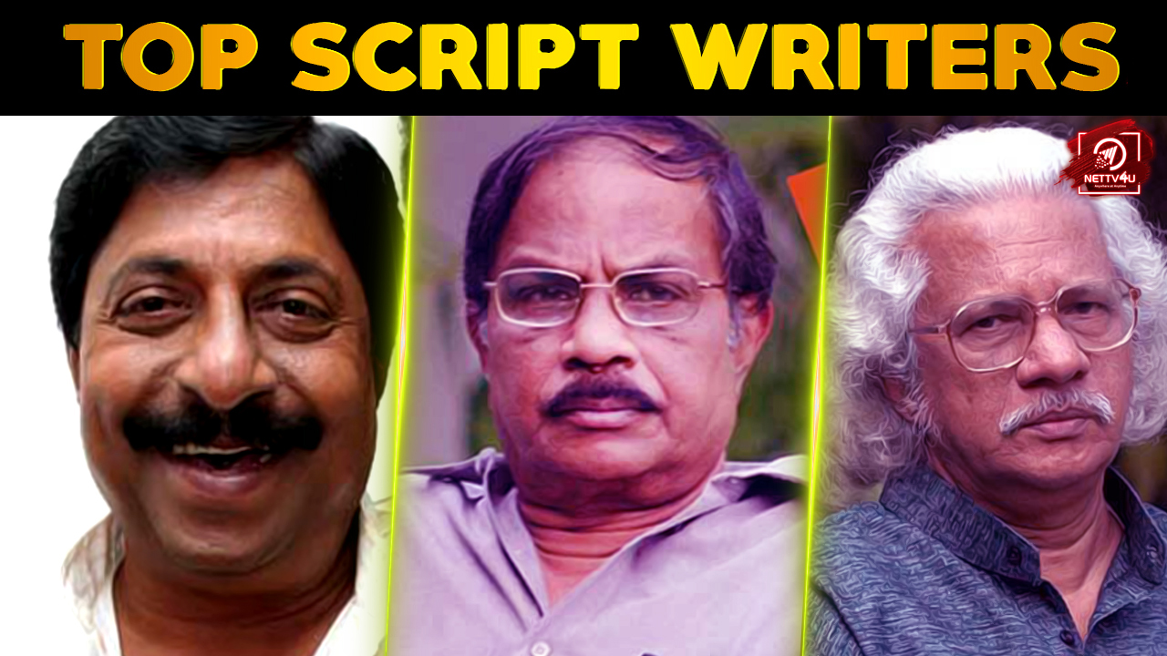 Top Scriptwriters Of Mollywood